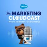 Engelina Jaspers, guest on the Marketing Cloudcast
