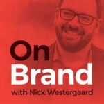 Author Engelina Jaspers talks with host Nick Westergaard in the OnBrand Podcast